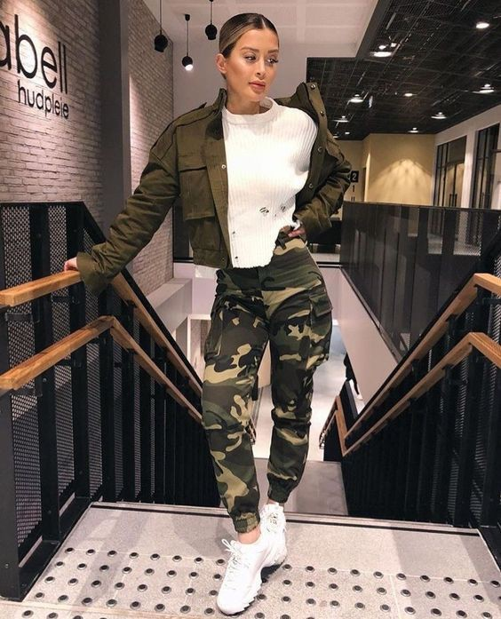 Outfit ideas outfit ideas streetwear hip hop fashion, military camouflage