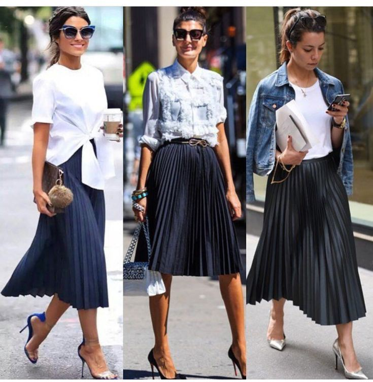 White colour outfit, you must try with jean jacket, crop top, skirt