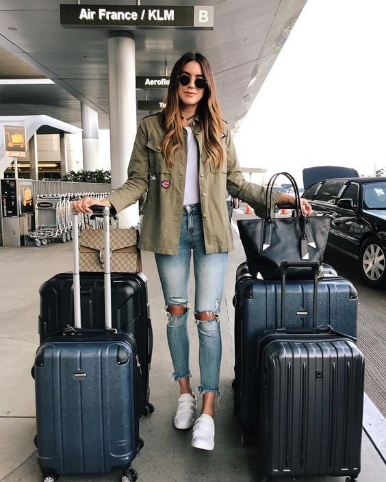 Dresses ideas travel summer outfits luggage and bags, street fashion