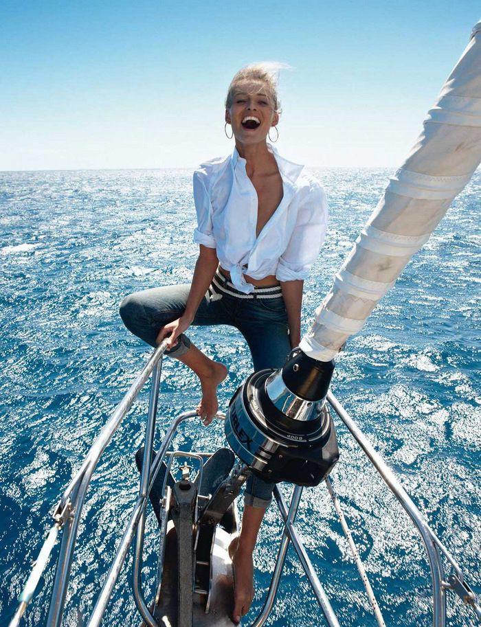 Colour ideas sailing fashion edita vilkevičiūtė