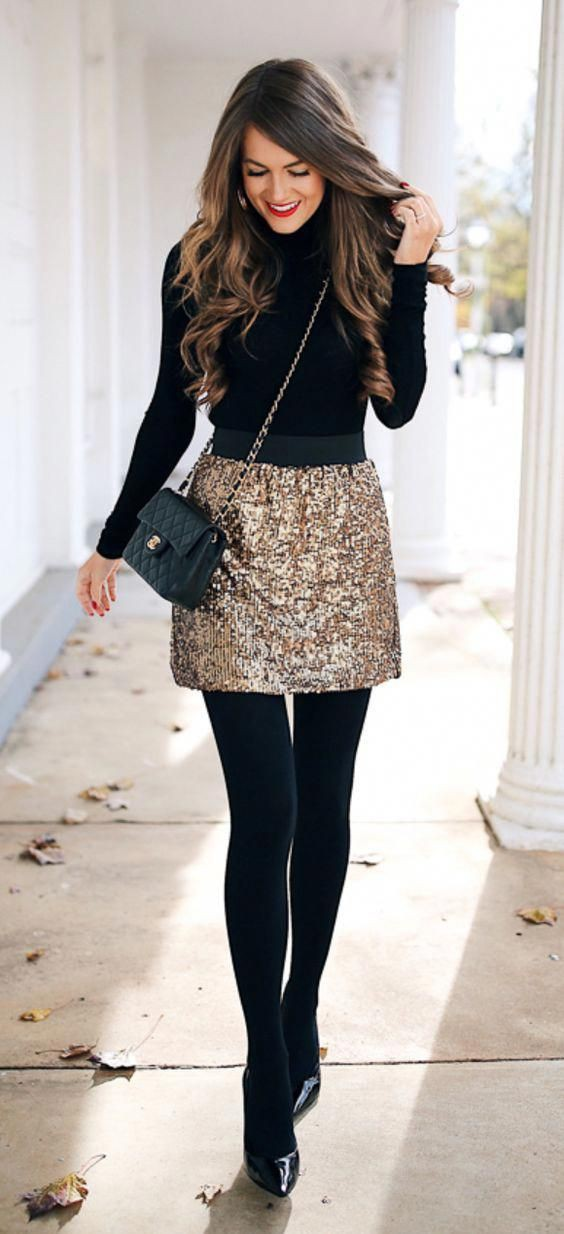 Outfit ideas christmas outfit women, street fashion, christmas day