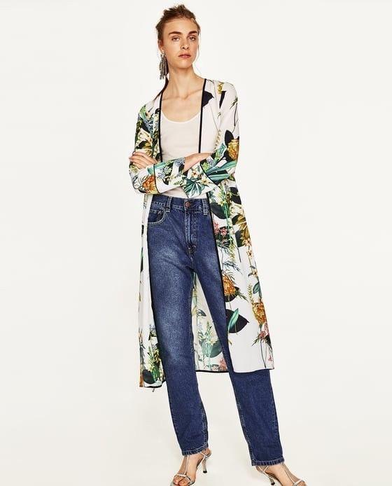 Patron de kimono largo, fashion model, kimono long