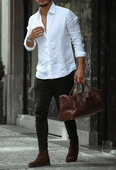 White dresses ideas with formal wear, dress shirt, tracksuit