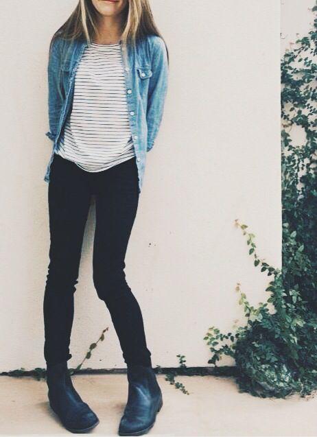 Outfits with pants school denim pants denim, jean jacket