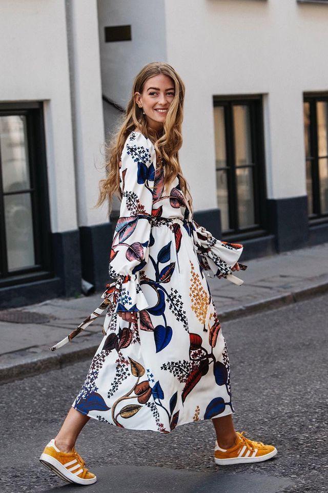 Stine goya jacques dress who what wear, street fashion