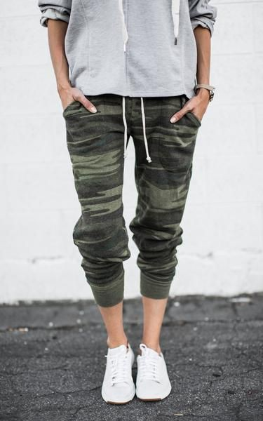 Outfit ideas camo jogger outfit, military camouflage, camo joggers, active pants, casual wear, c ...