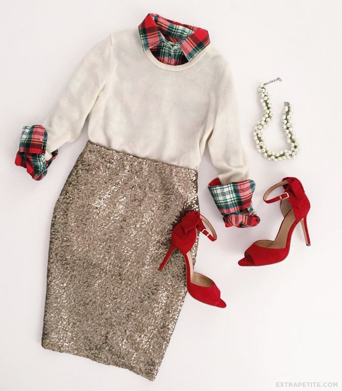 Cute christmas outfit ideas, christmas day, new year