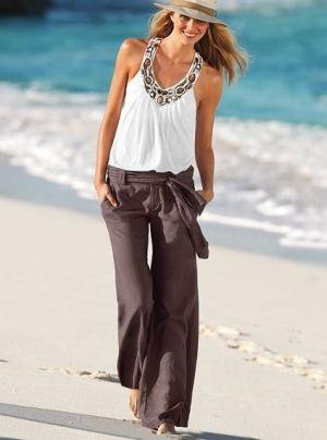 Ropa casual para playa mujer