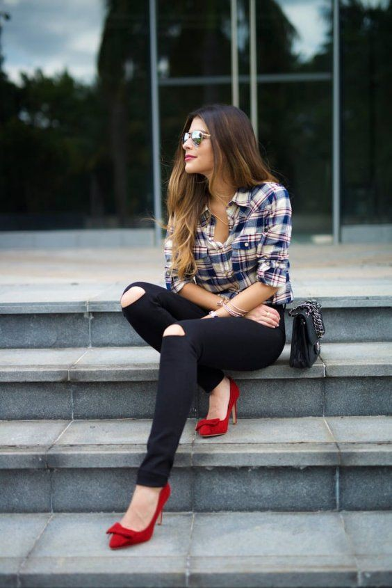 How to Take Your Jeans from Casual to Chic   Summer Outfit Ideas 2020