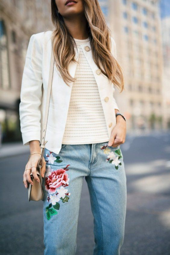 How to Take Your Jeans from Casual to Chic | Summer Outfit Ideas 2020
