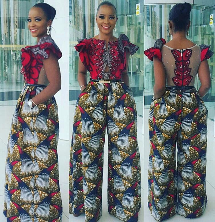 Trendy Printed Garments Inspo For African Girls