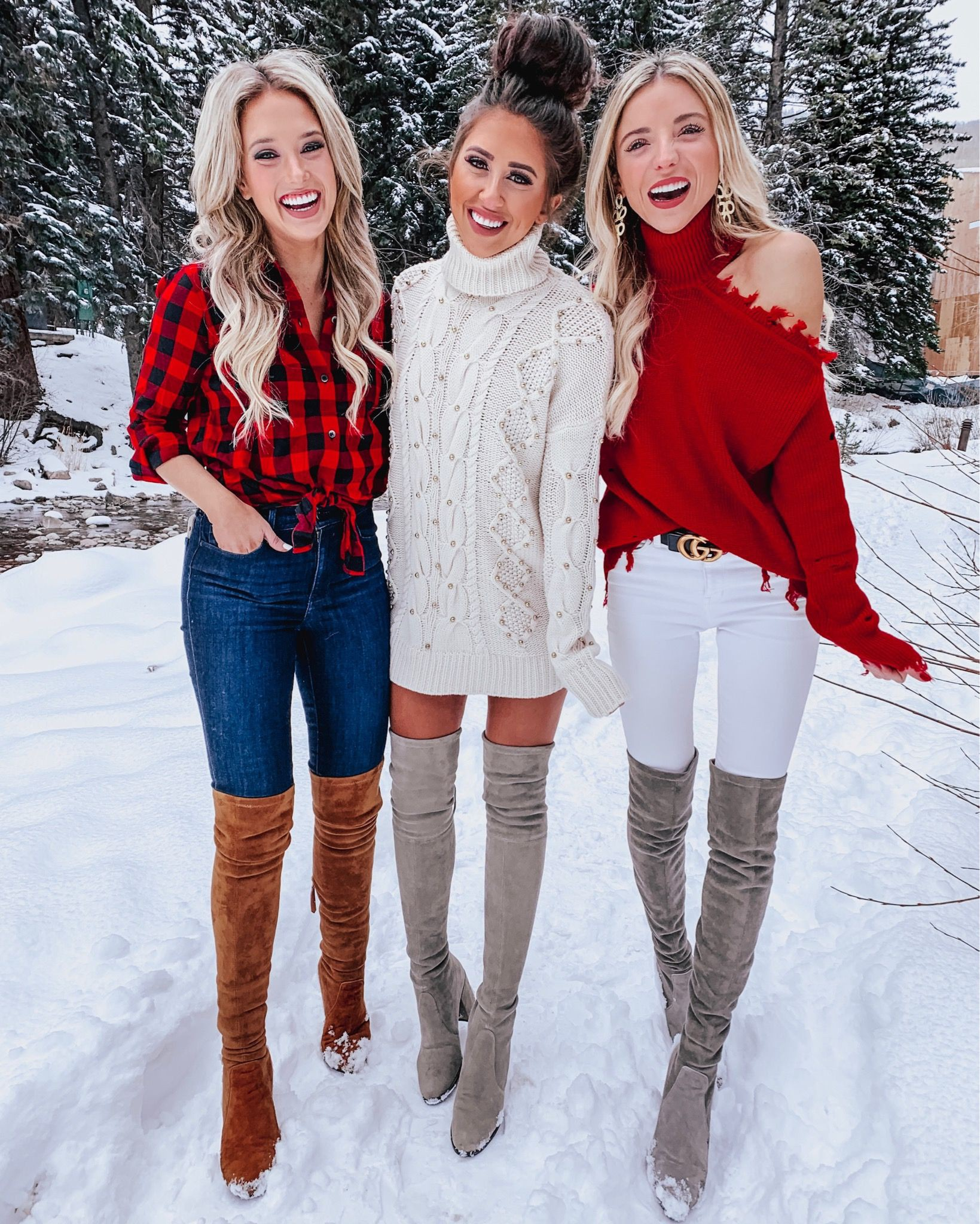 Designer outfit cute christmas outfits, winter clothing, christmas day